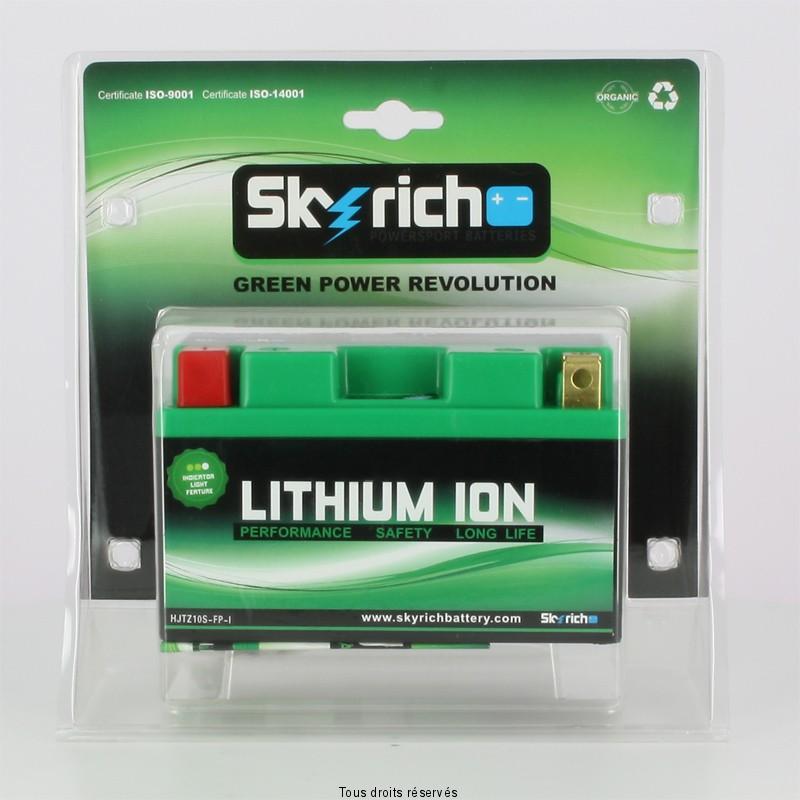 Batteria Litio Skyrich YTZ10S-BS / HJTZ10S-FP-S