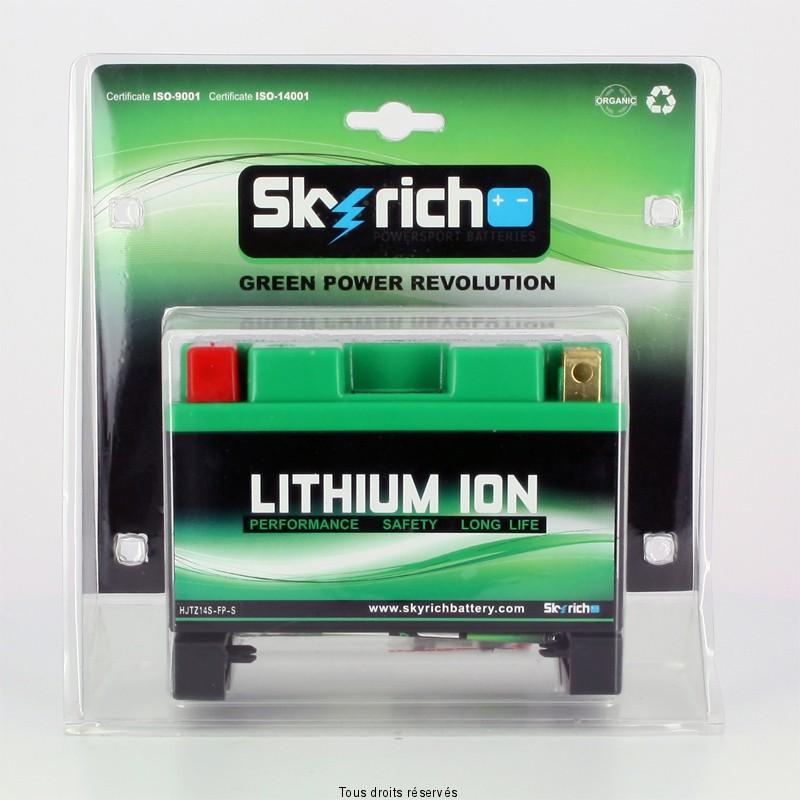 Batteria Litio Skyrich YTZ14S / HJTZ14S-FP-S / YTZ12S