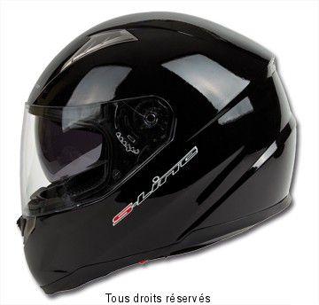 Integrale S401 Nero lucido XL Doppia Visiera